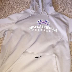 Nike Shirts - Wisconsin-Platteville jacket